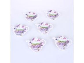 Podčajník lavender levandule