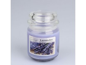 Svíčka Lavender 360g