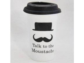 Termohrnek Moustache
