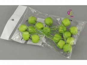 Sada jablíček s drátkem 16 kusů