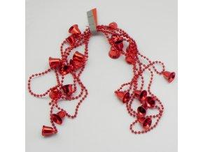 retez zvonky plast 2 7m 0 6cm cervena