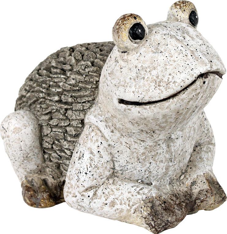 Žába dekorace polyresin