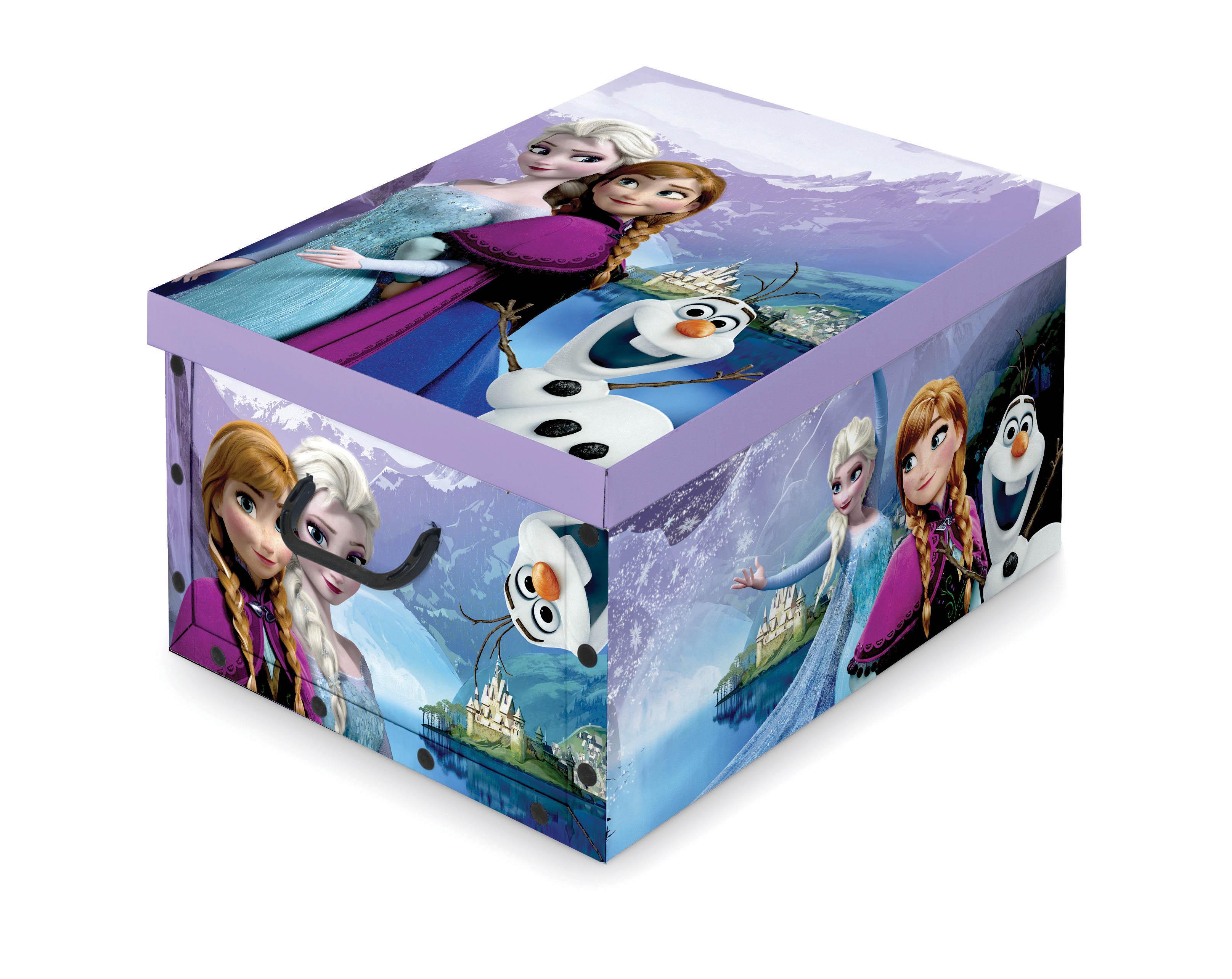DOMOPAK Living Úložný box s rukojetí s motivem Disney S motivem: motiv 3