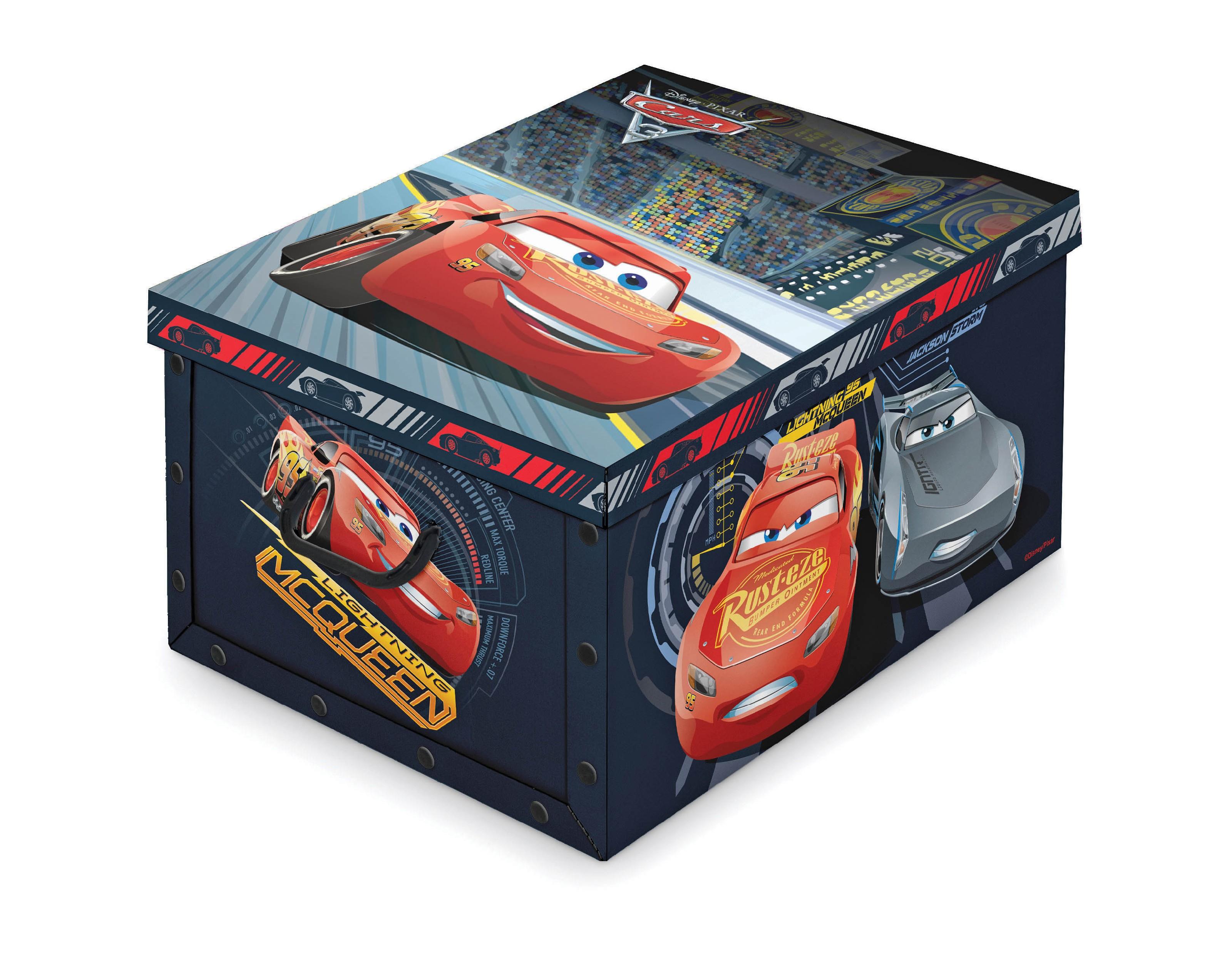 DOMOPAK Living Úložný box s rukojetí s motivem Disney S motivem: motiv 2