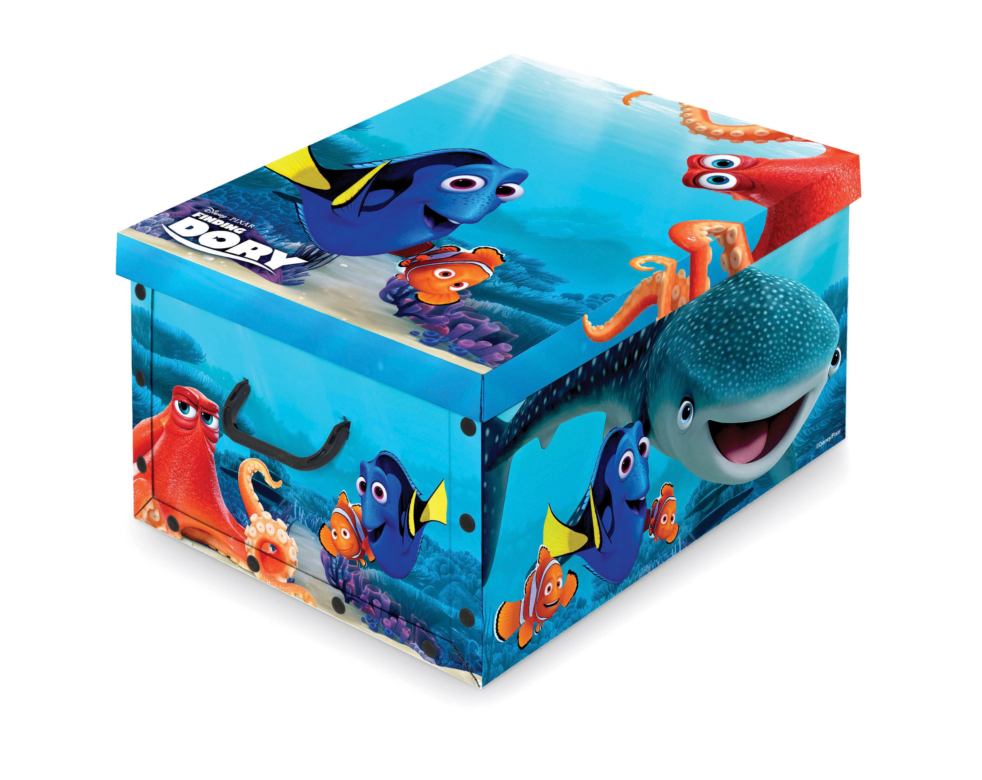 DOMOPAK Living Úložný box s rukojetí s motivem Disney S motivem: motiv 1