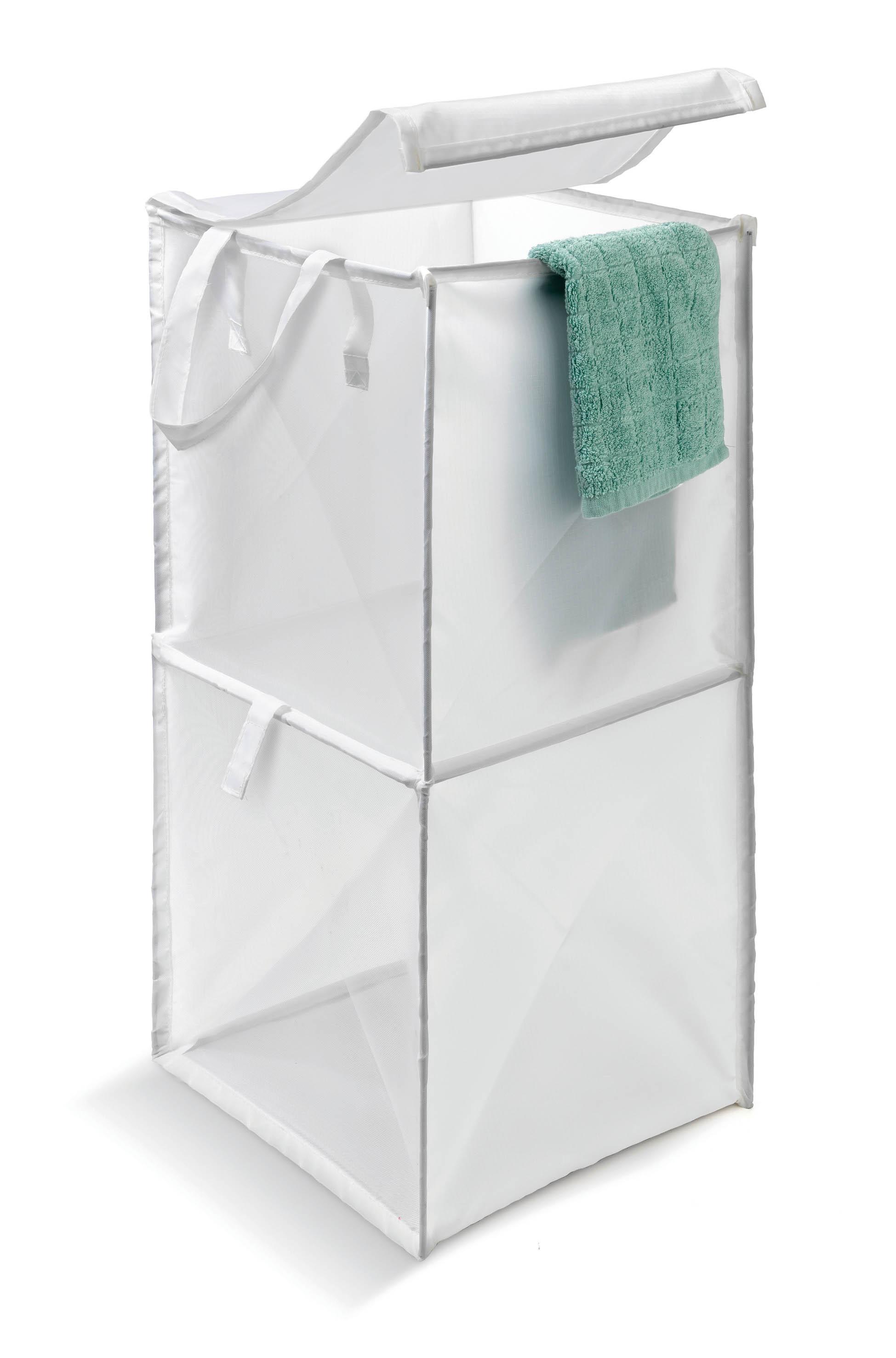 DOMOPAK Living Koš na prádlo DOMOPAK Barva: bílá