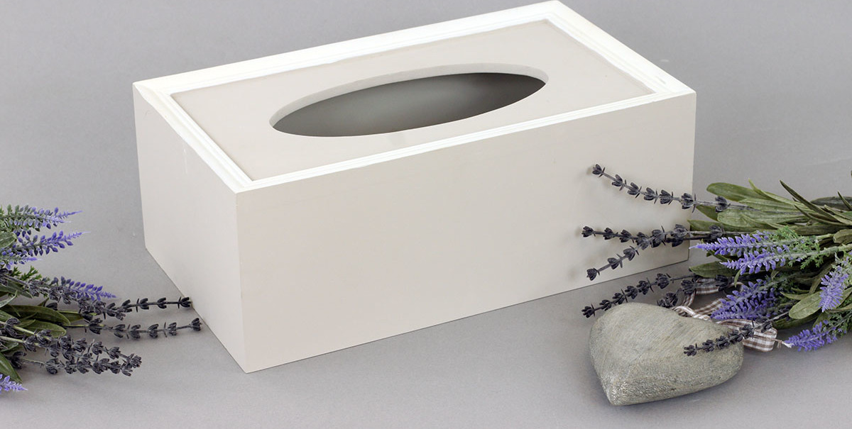 Autronic Krabička na papírové kapesníky Provedení: B AUARD082 GR