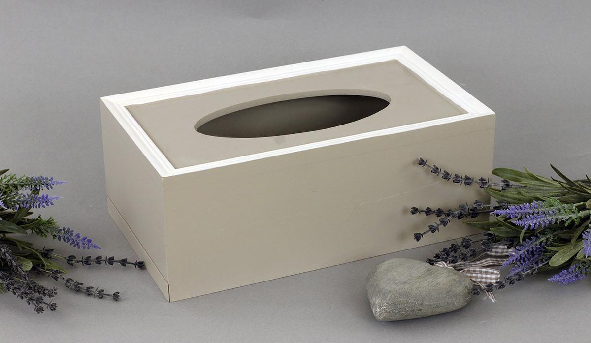Autronic Krabička na papírové kapesníky Provedení: C AUARD082 W