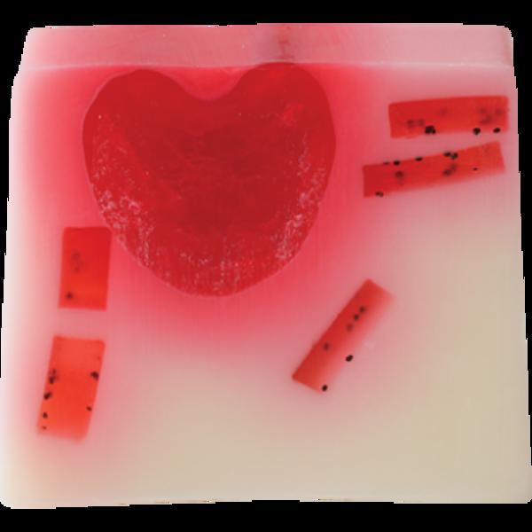 B Cosmetics Glycerinové mýdlo amor