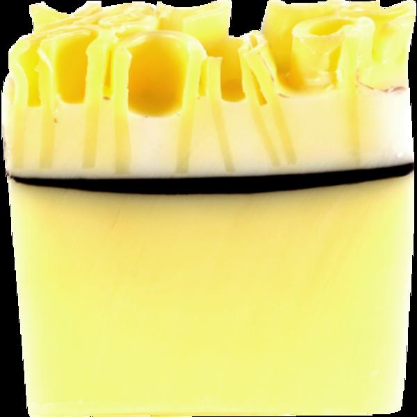 BOMB Cosmetics Glycerinové mýdlo citrón