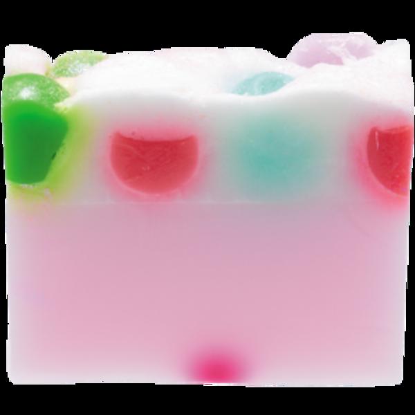 B Cosmetics Glycerinové mýdlo paní hebká