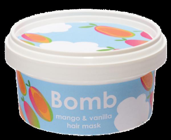 BOMB Cosmetics Maska na vlasy mango