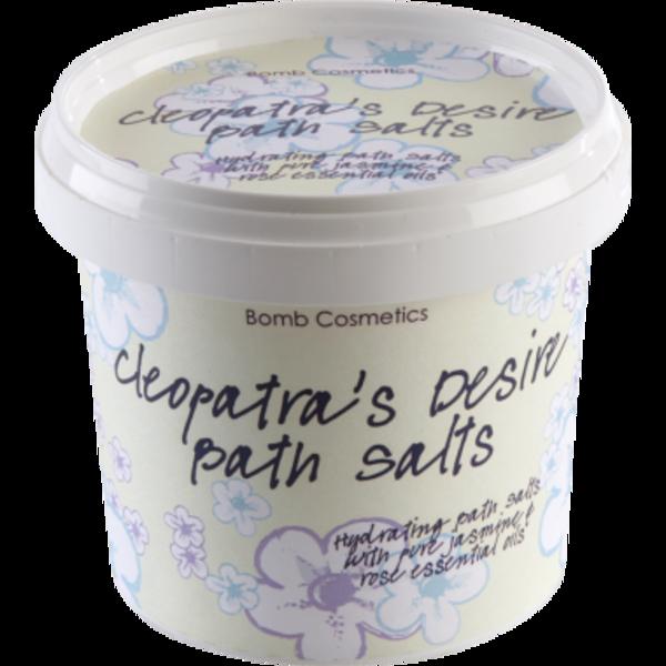 BOMB Cosmetics Koupelová sůl Kleopatra