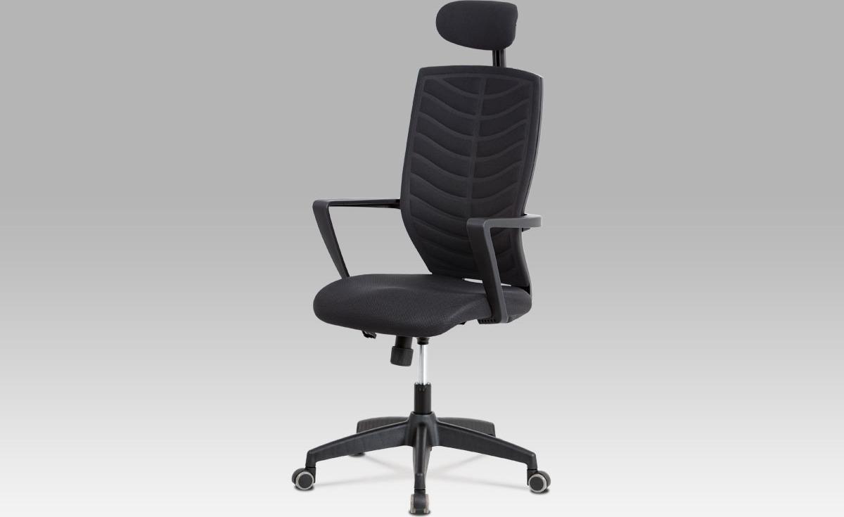 Kancelářská židle   houpací mechanismus   plastový kříž