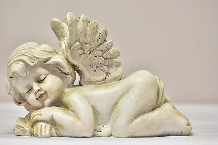 Barokní anděl Provedení: A