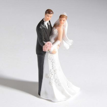 Figurka na dort nevěsta a ženich Provedení: B