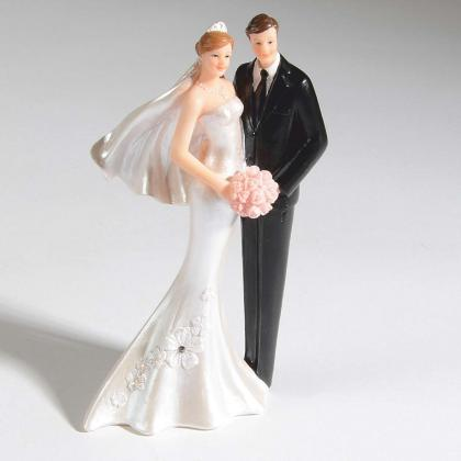 Figurka na dort nevěsta a ženich Provedení: A