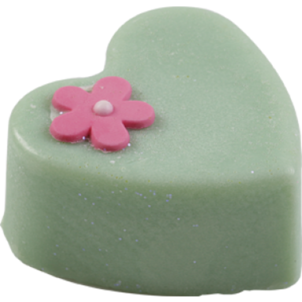 BOMB Cosmetics Masážní tuhé máslo | Třpytivé