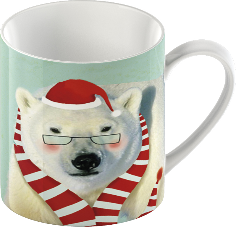 Creative Tops Porcelánový hrnek Polar Bear