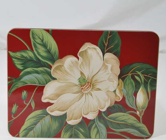 Creative Tops Korkové prostírání Garden Images Red