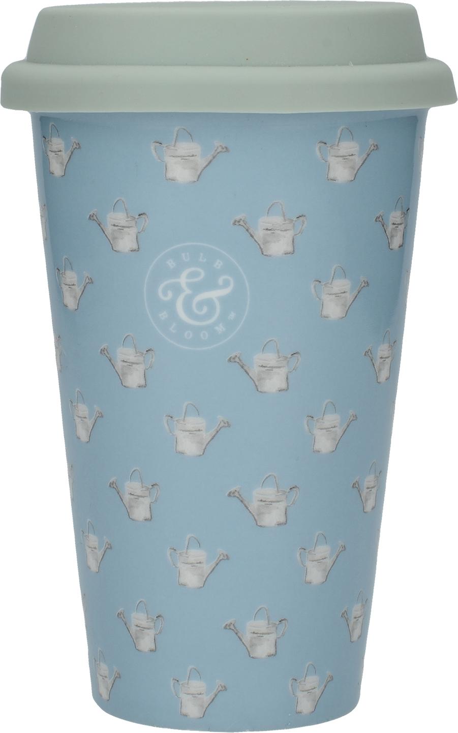 Creative Tops Porcelánový cestovní hrnek Bulb & Bloom