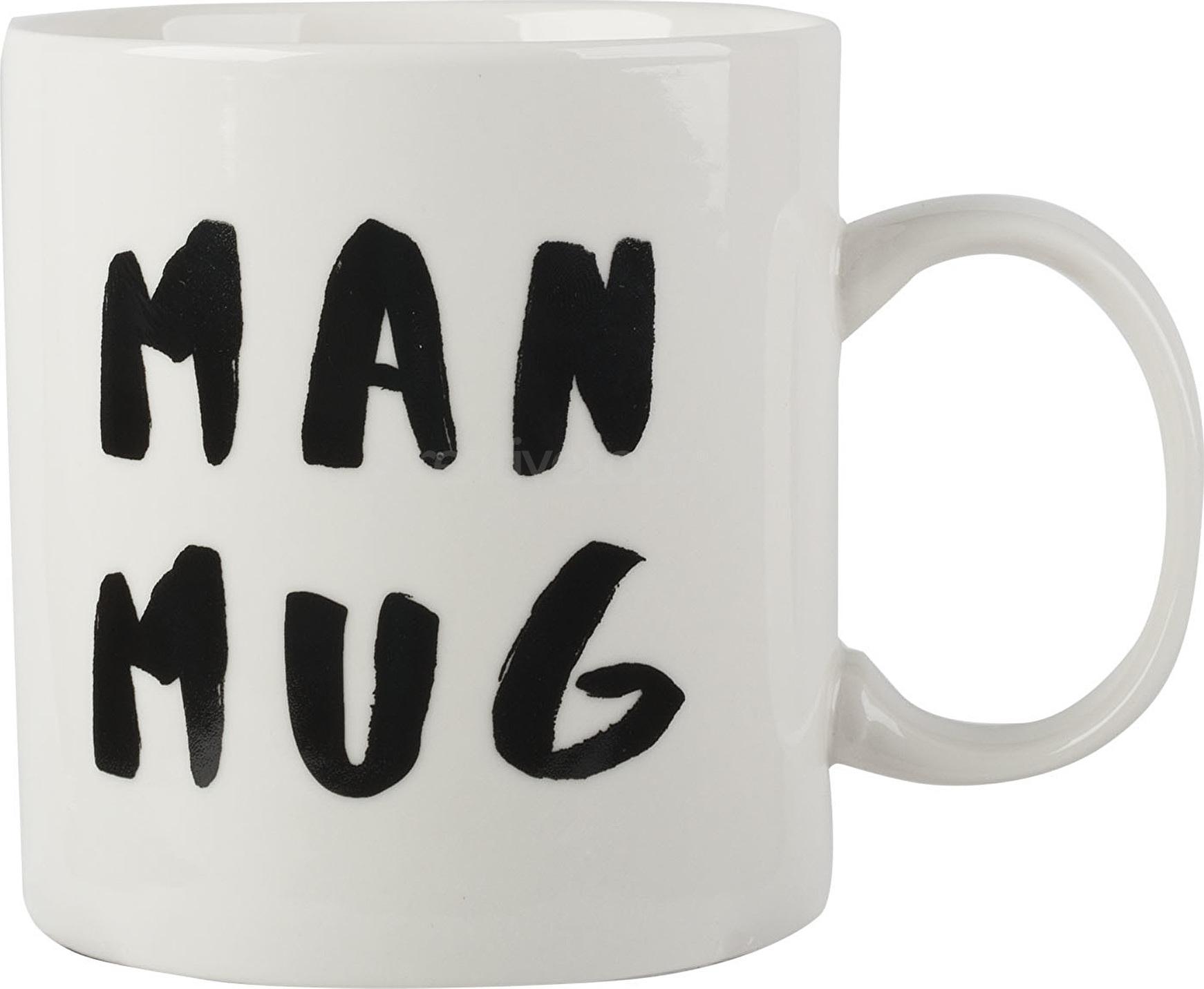 Creative Tops Porcelánový hrnek Man Pint