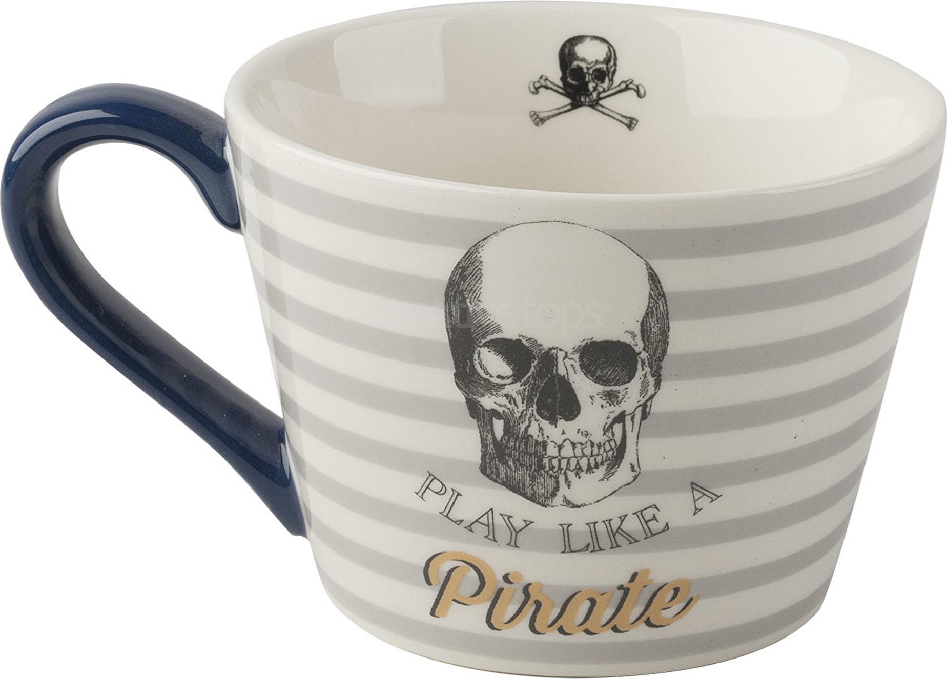 Creative Tops Porcelánový hrnek Captain Pirate