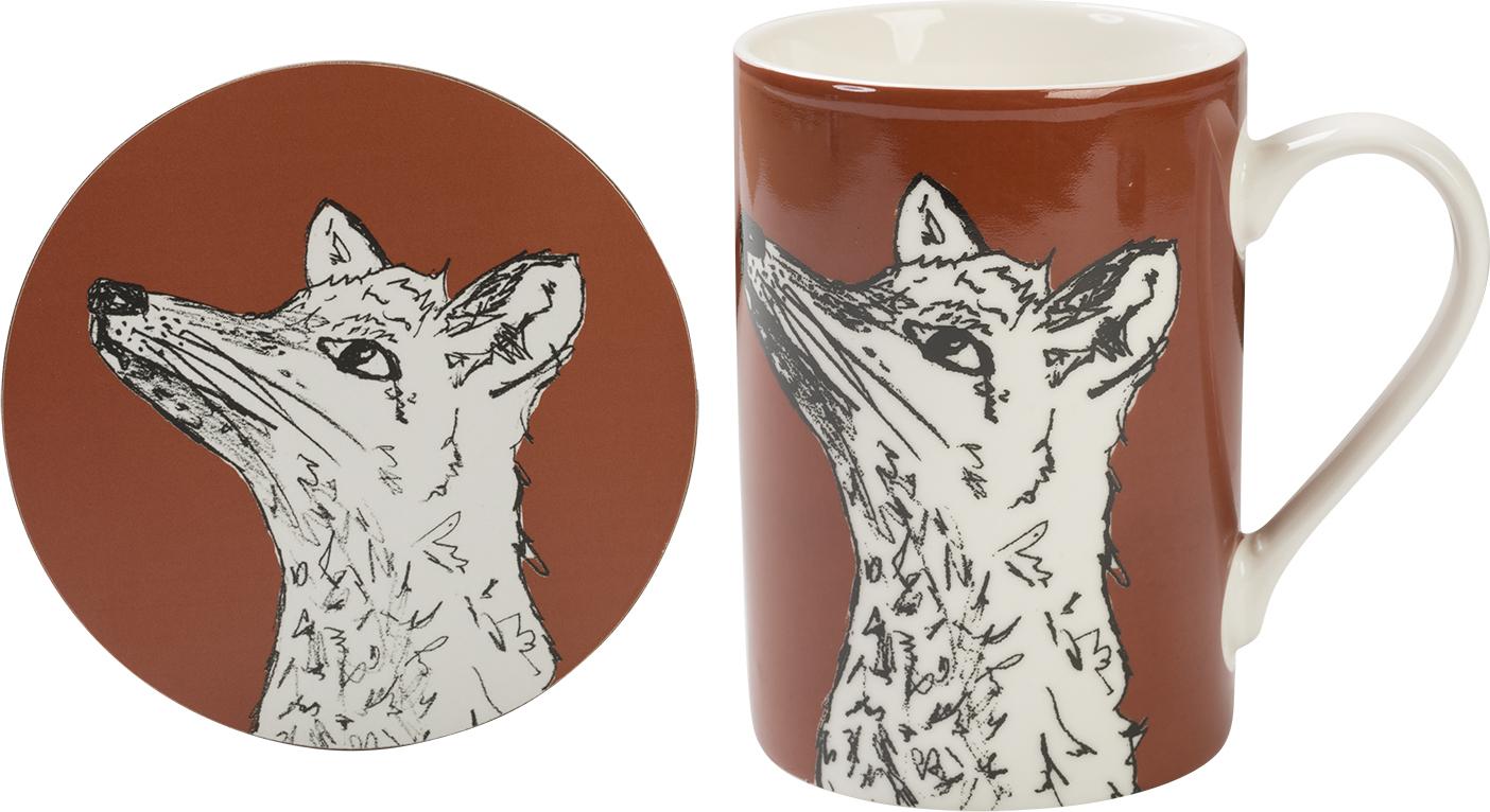 Creative Tops Porcelánový hrnek v krabičce Into The Wild Provedení: A