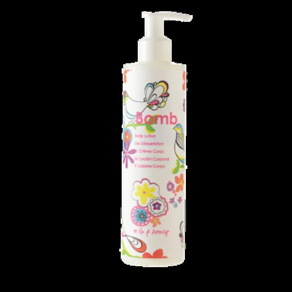 BOMB Cosmetics Tělové mléko | mléko a med