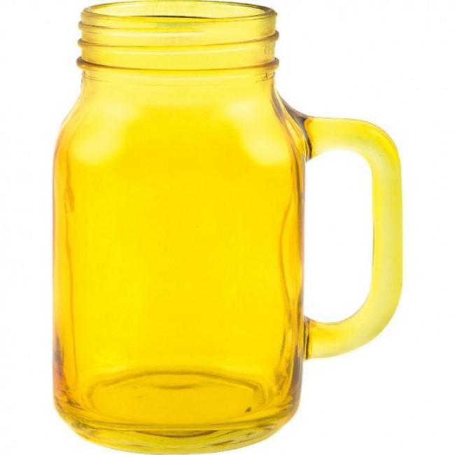 Creative Tops Skleněný džbánek Retro Treats Barva: žlutá