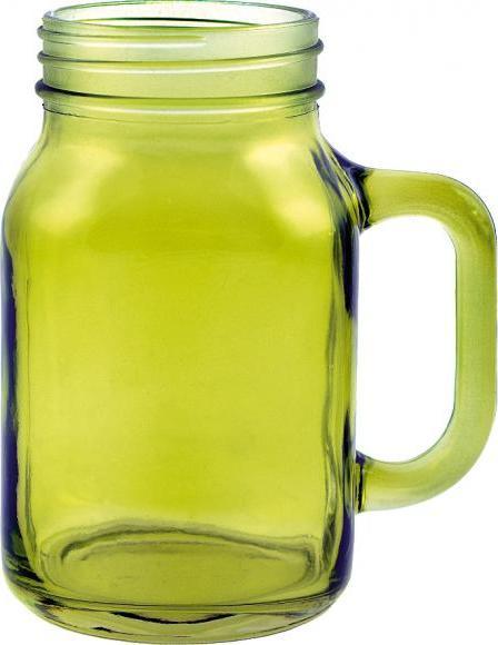 Creative Tops Skleněný džbánek Retro Treats Barva: zelená