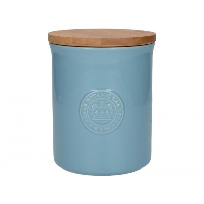 Creative Tops Keramická dóza Richmond Barva: bledě modrá