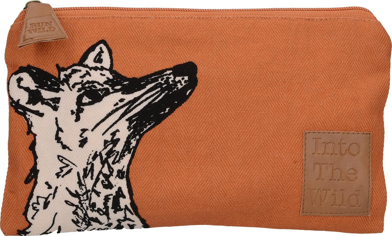 Creative Tops Kosmetická taška Into The Wild s liškou malá