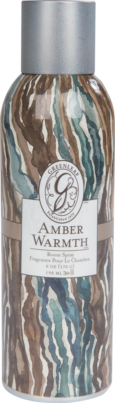 Greenleaf Prostorová vůně ve spreji Amber Warmth