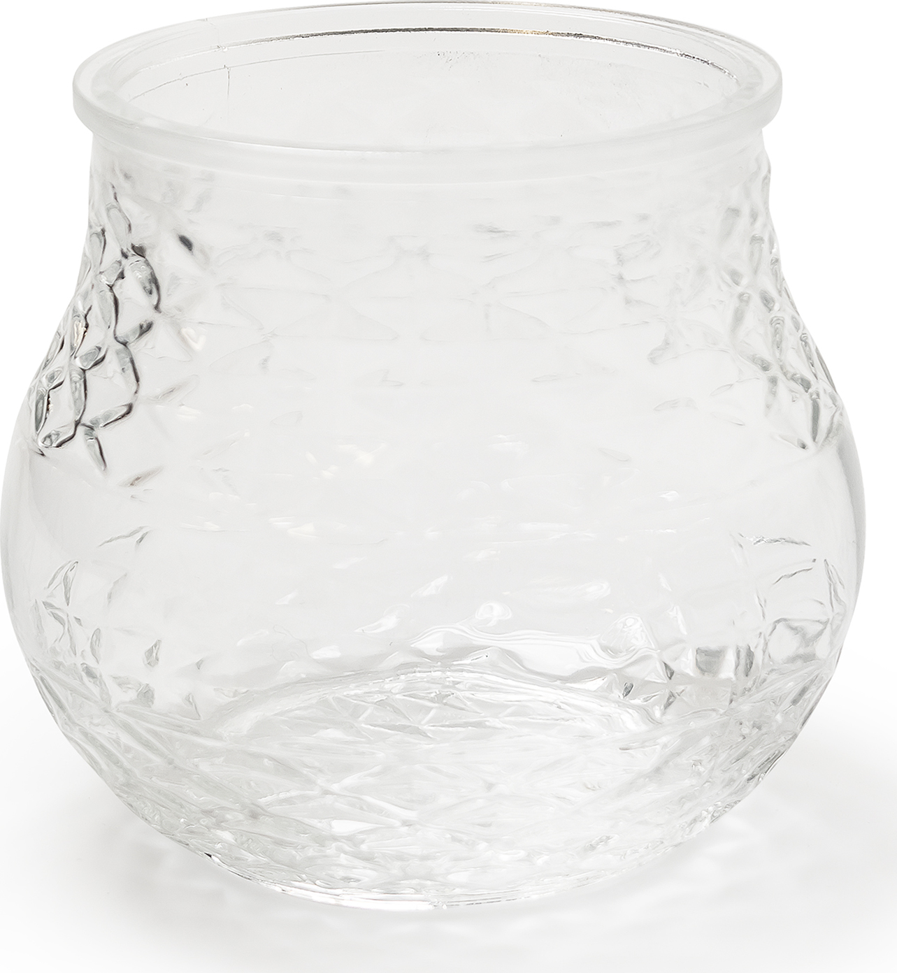 Skleněná váza Velikost: menší