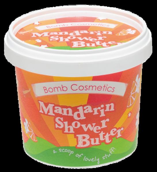 B Cosmetics Sprchový krém   Mandarinka a pomeranč
