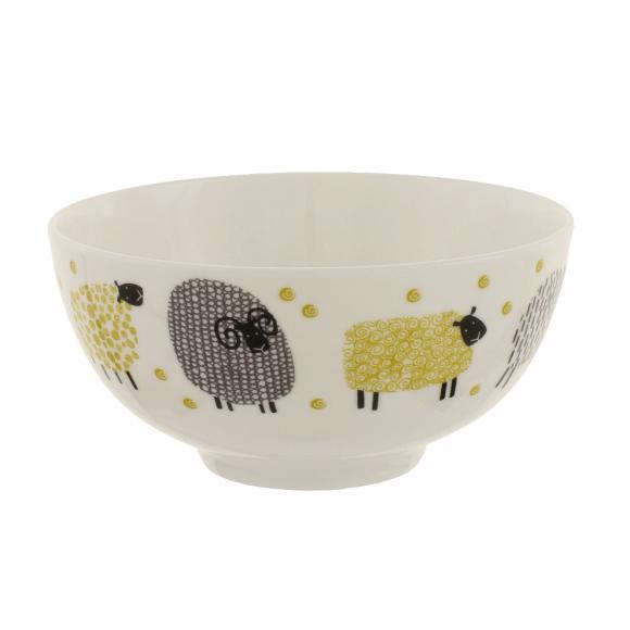 Porcelánová miska Dotty Sheep 15,2x7,2 cm