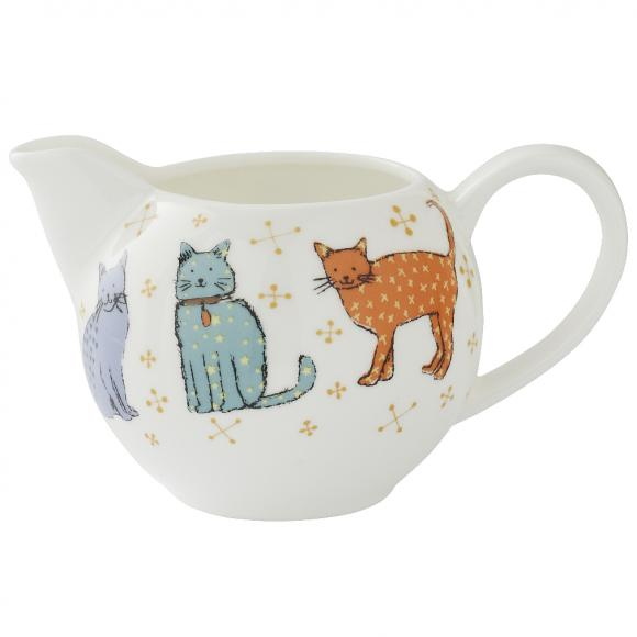 Creative Tops Porcelánová konvice na čaj s kočkami