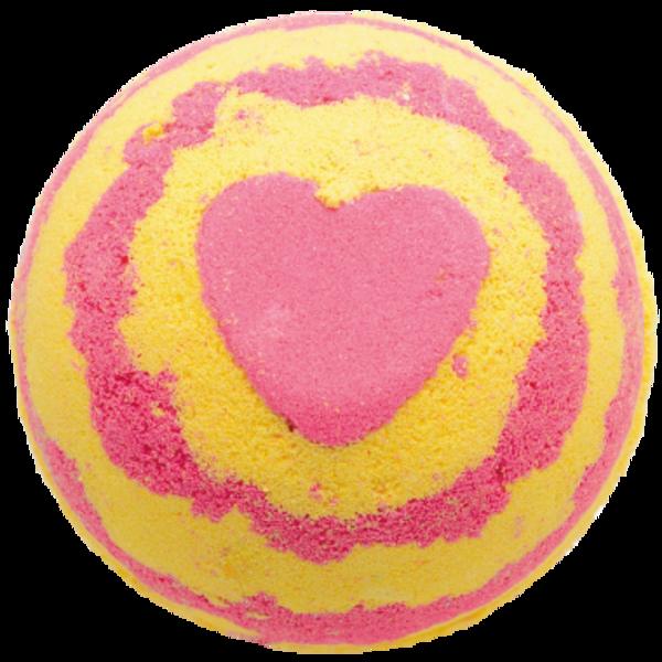 BOMB Cosmetics Balistik | koule do koupele | Rebarbora