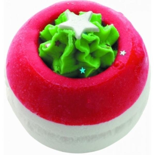 BOMB Cosmetics Balistik | koule do koupele | Vánoční strom