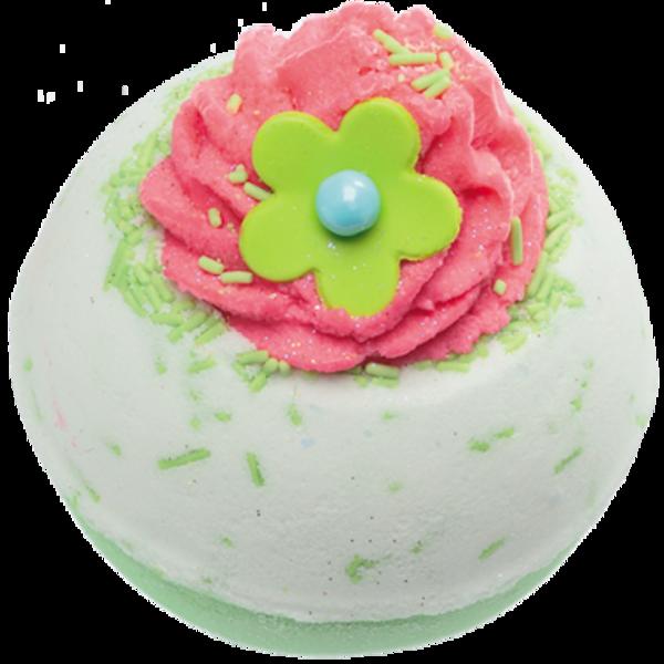 BOMB Cosmetics Balistik | koule do koupele | Jablečno-malinová květina