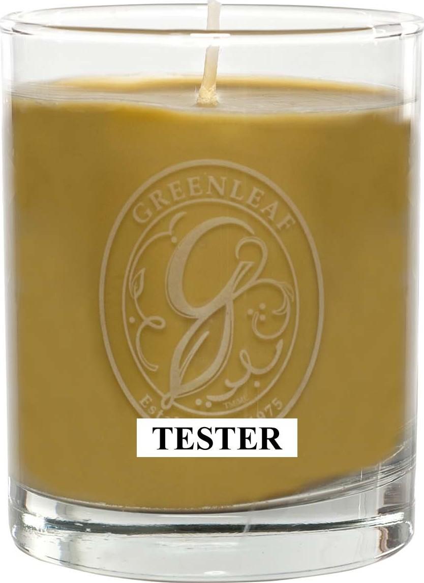Greenleaf Tester vonné svíčky Apple Spice & Cinnamon