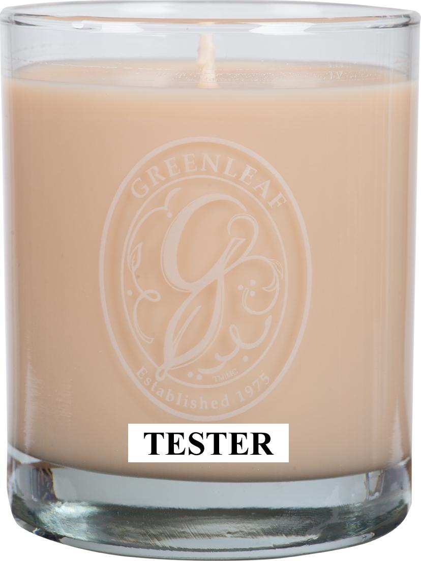 Greenleaf Tester vonné svíčky Cashmere Kiss