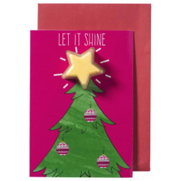 BOMB Cosmetics Šumivé přání   Balistik   Vánoční strom