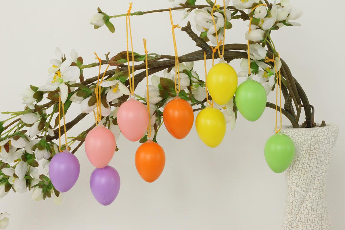 Artium Vajíčka velikonoční | plastová | balení 48 ks