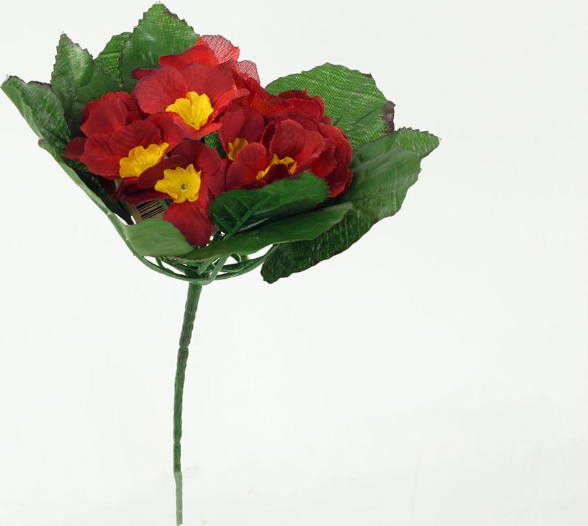 Artium Petrklíč | umělá květina Barva: červená
