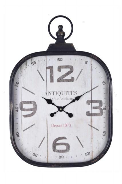 cb51a84a0 Nastenne hodiny oble rohy levně | Blesk zboží