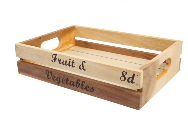 Přepravka na zeleninu a ovoce