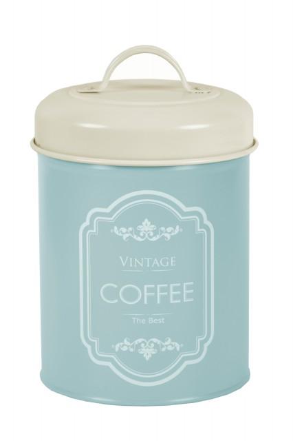 Nádoba na kávu s víkem Barva: modrá