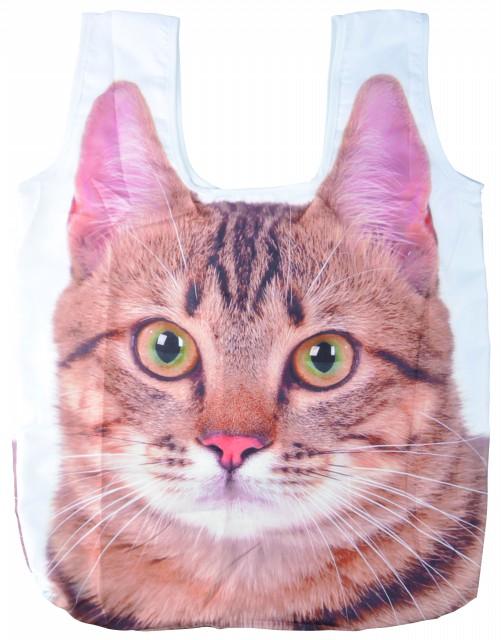 ESSCHERT DESIGN Plátěná taška | kočka